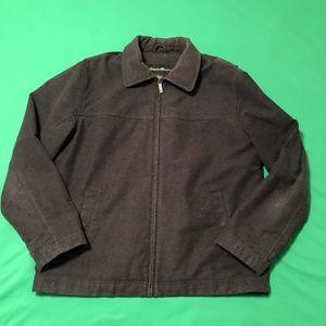Eddie Bauer Men's Dark Gray Jacket